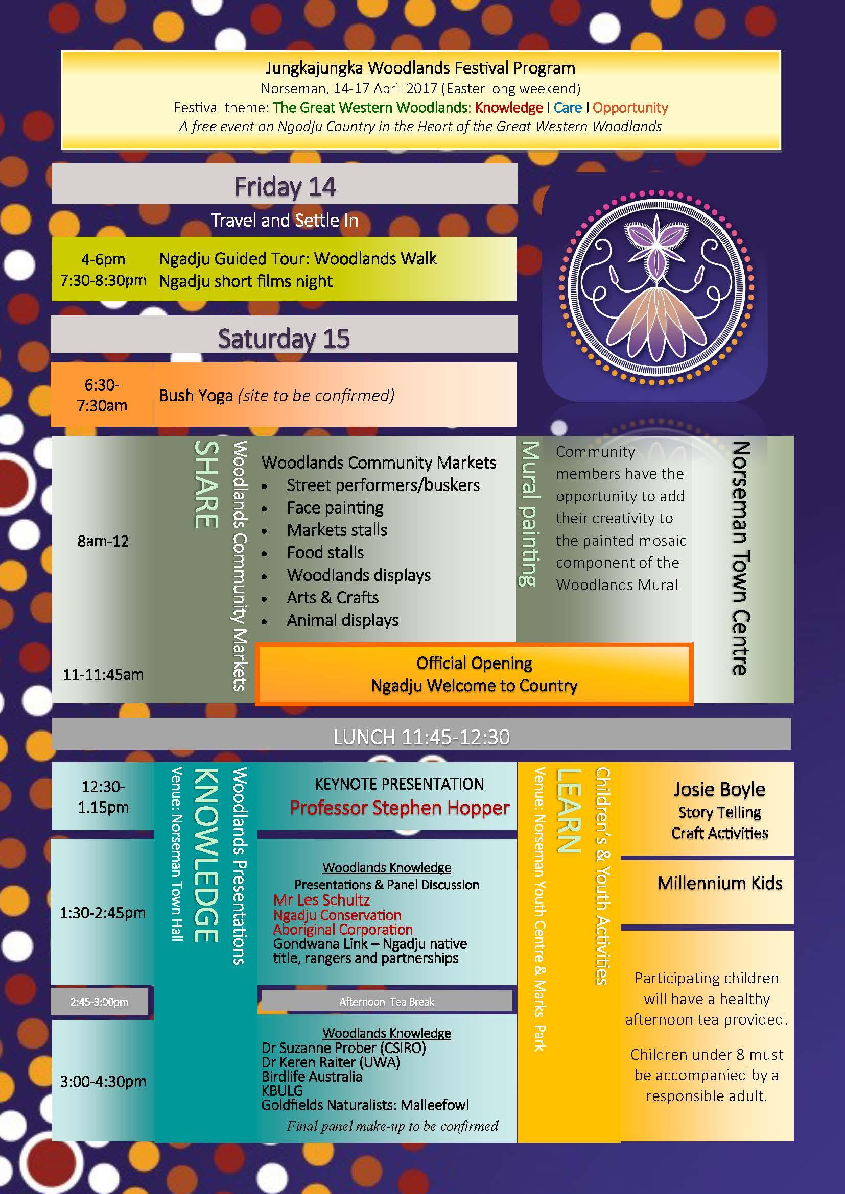 Festival Program Pg 1