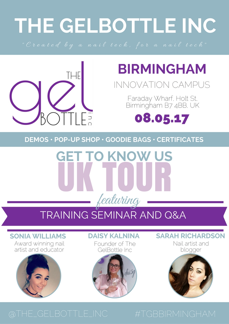 The GelBottle Inc - Birmingham