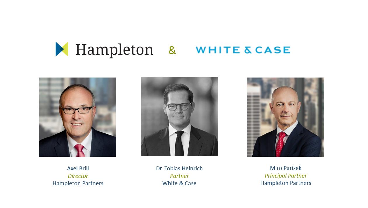 Hampleton Partners Frankfurt White Case White&case Tech M&A