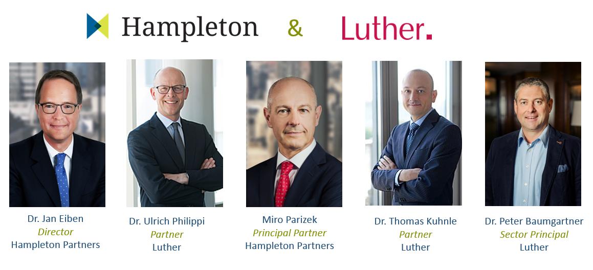 Tech M&A Stuttgart Luther Hampleton Partners