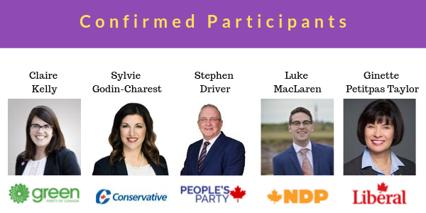 Candidates 2019 Federal Election greater moncton