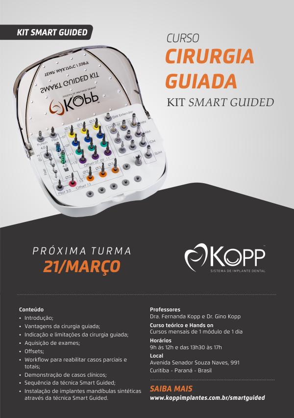 Curso de Cirurgia Guiada com Kit Smart Guided
