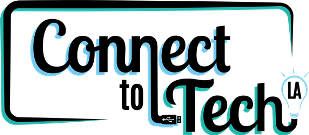 Connect to Tech L.A. Logo