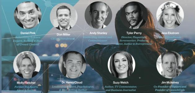 2017 Leadercast Speakers