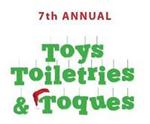 Toys Toiletries & Toques logo
