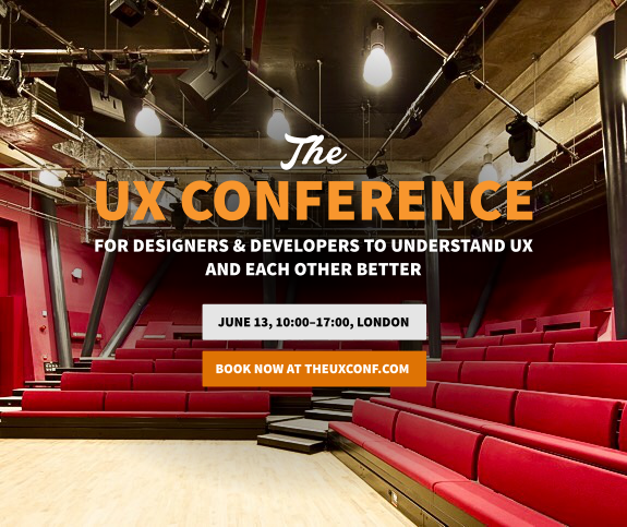 The UX Conference in London venue