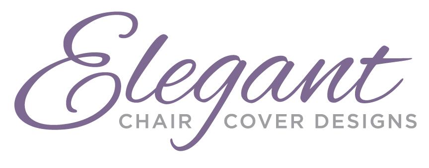 Elegant Chair Cover Design