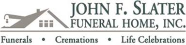 John F Slater Funeral Home - SRP Sponsor 2019