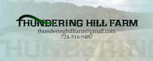 Thundering Hill Farm - SRP Sponsor 2019