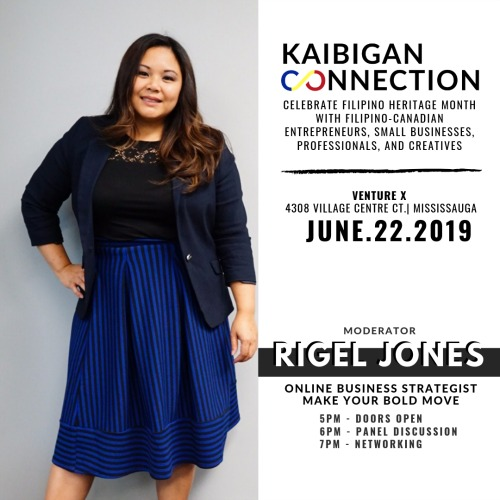 Kaibigan Connection Co-founder and Moderator Rigel Jones