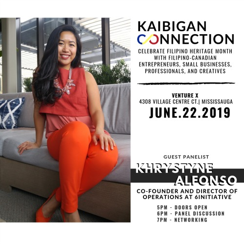 Kaibigan Connection Panelist - Khrystyne
