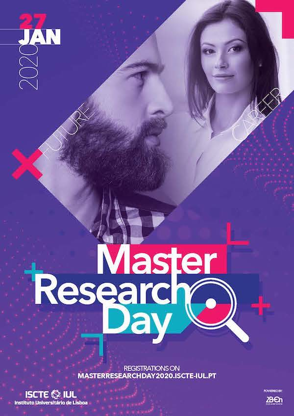 Master Research Day 27.01.2020