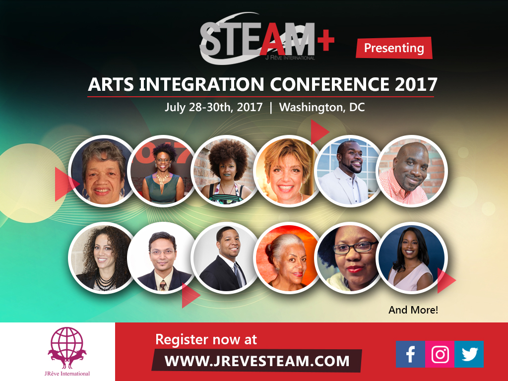 STEAM+ Arts Integration Conference Speakers and Anthology Contributors