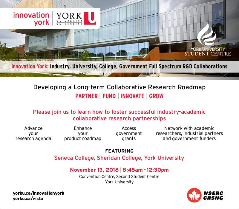 Invitation to November 13, 2018 Connector Event