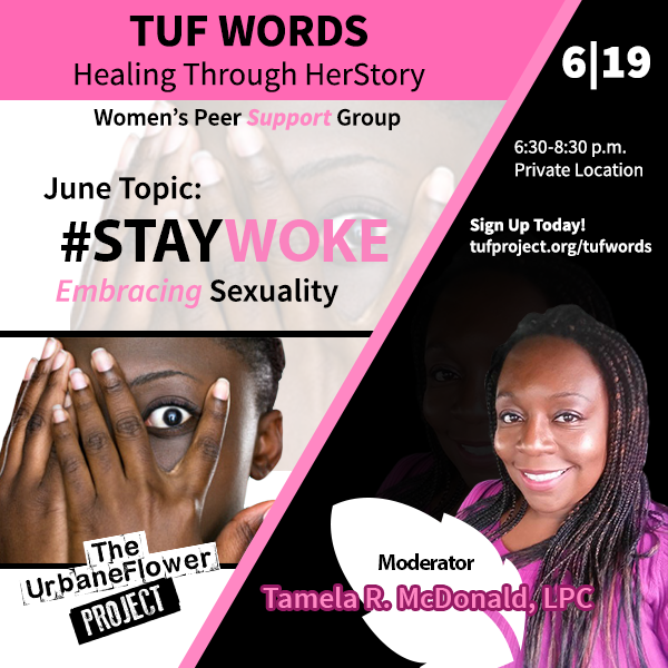 TUF Words topic June 2017