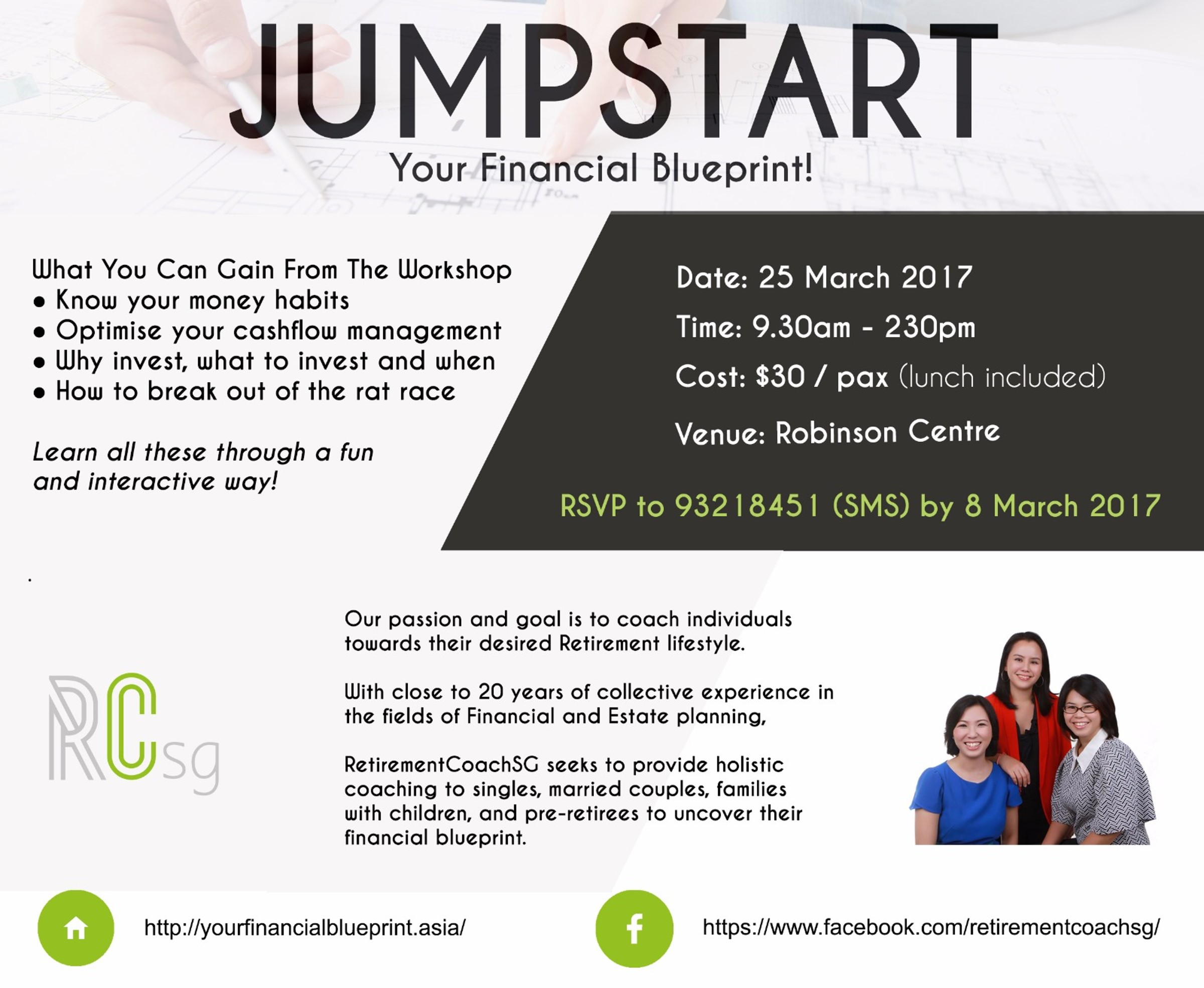 Jumpstart Your Financial Blueprint