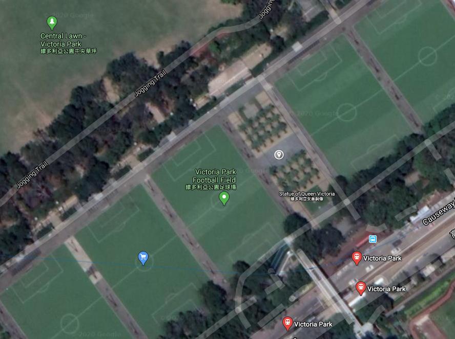 Victoria Park Pin