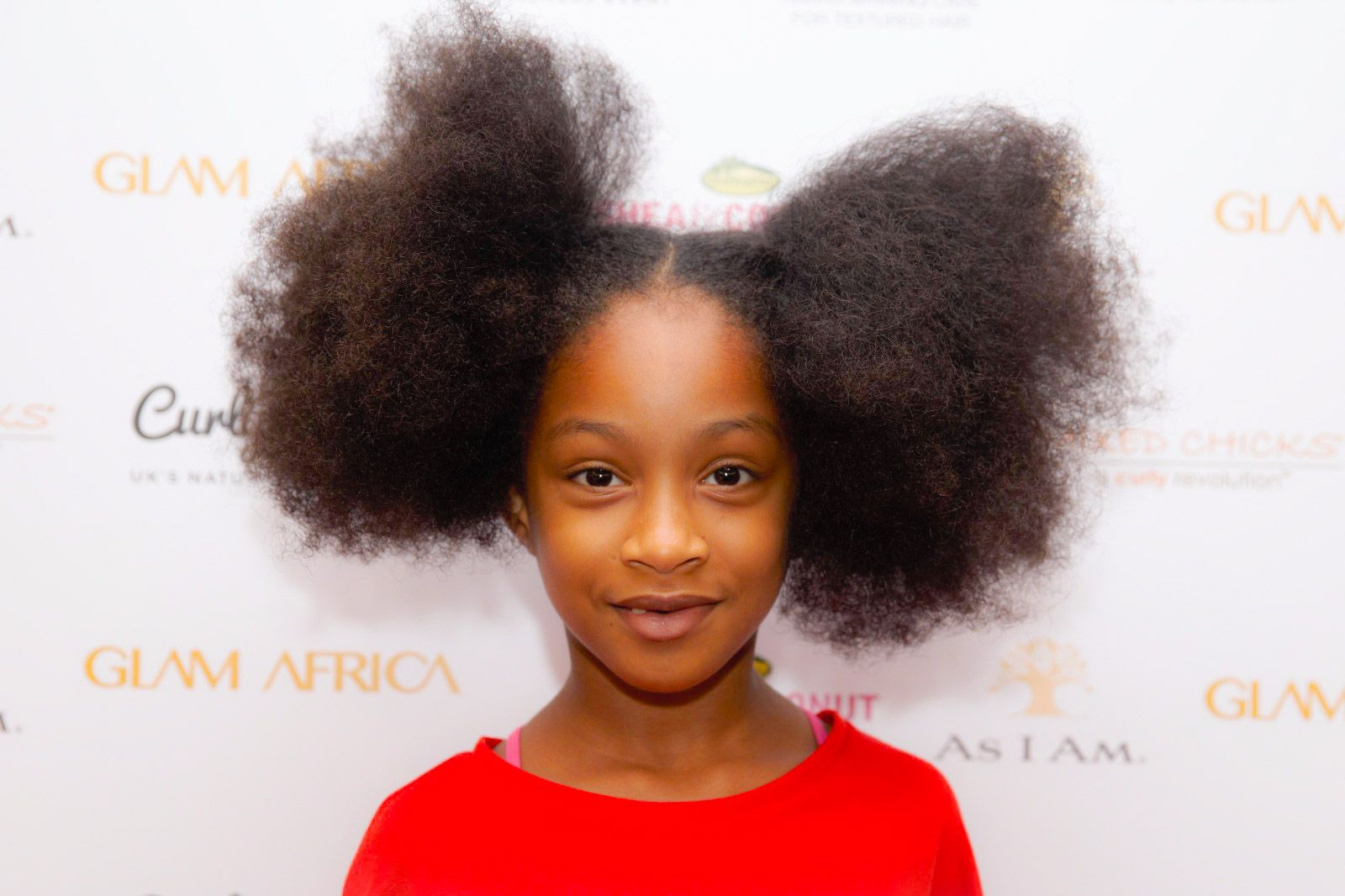 2018 CurlyTreats Natural Afro Hair Event in London - Under 12s free