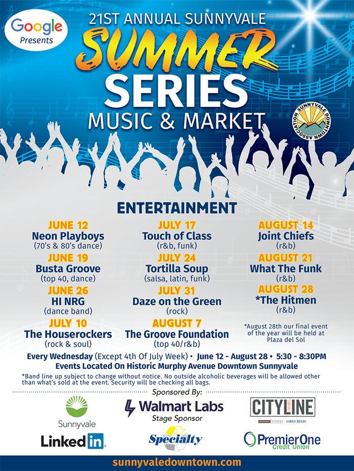Summer Series Music & Market