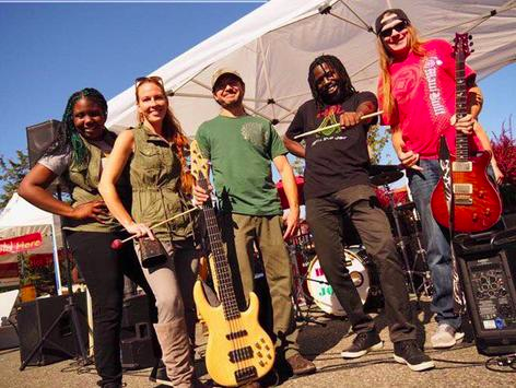 Irie Rockers band photo