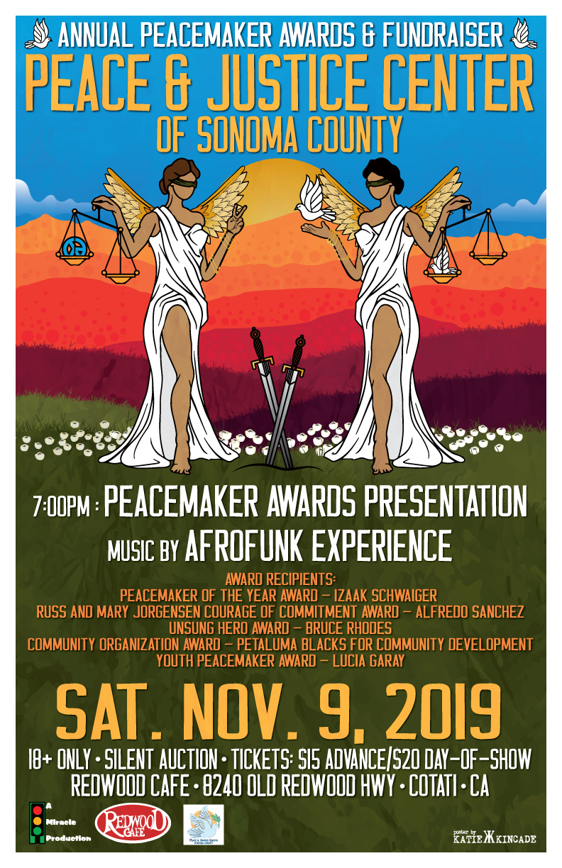 Annual Peacemaker Awards