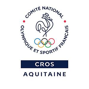 Logo du CROS d'Aquitaine