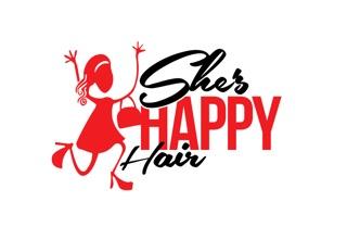 sheshappyhair