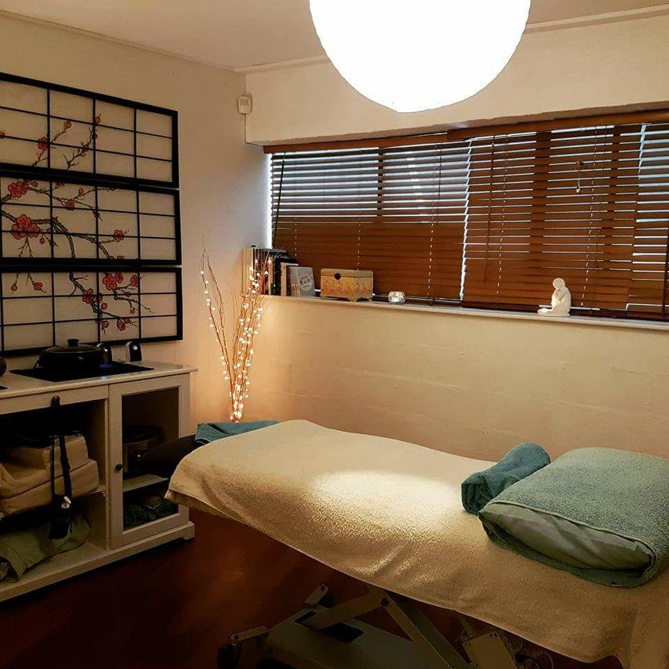 My massage treatment room