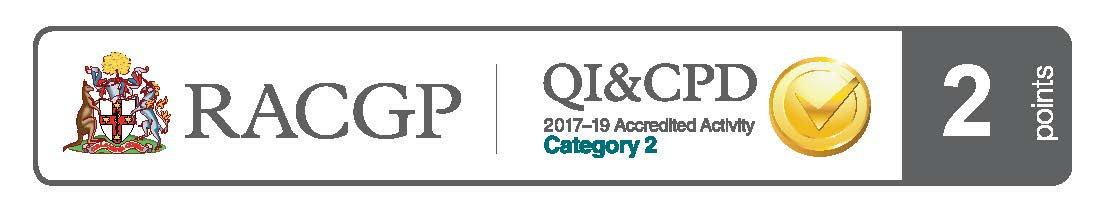 RACGP QI&CPD logo