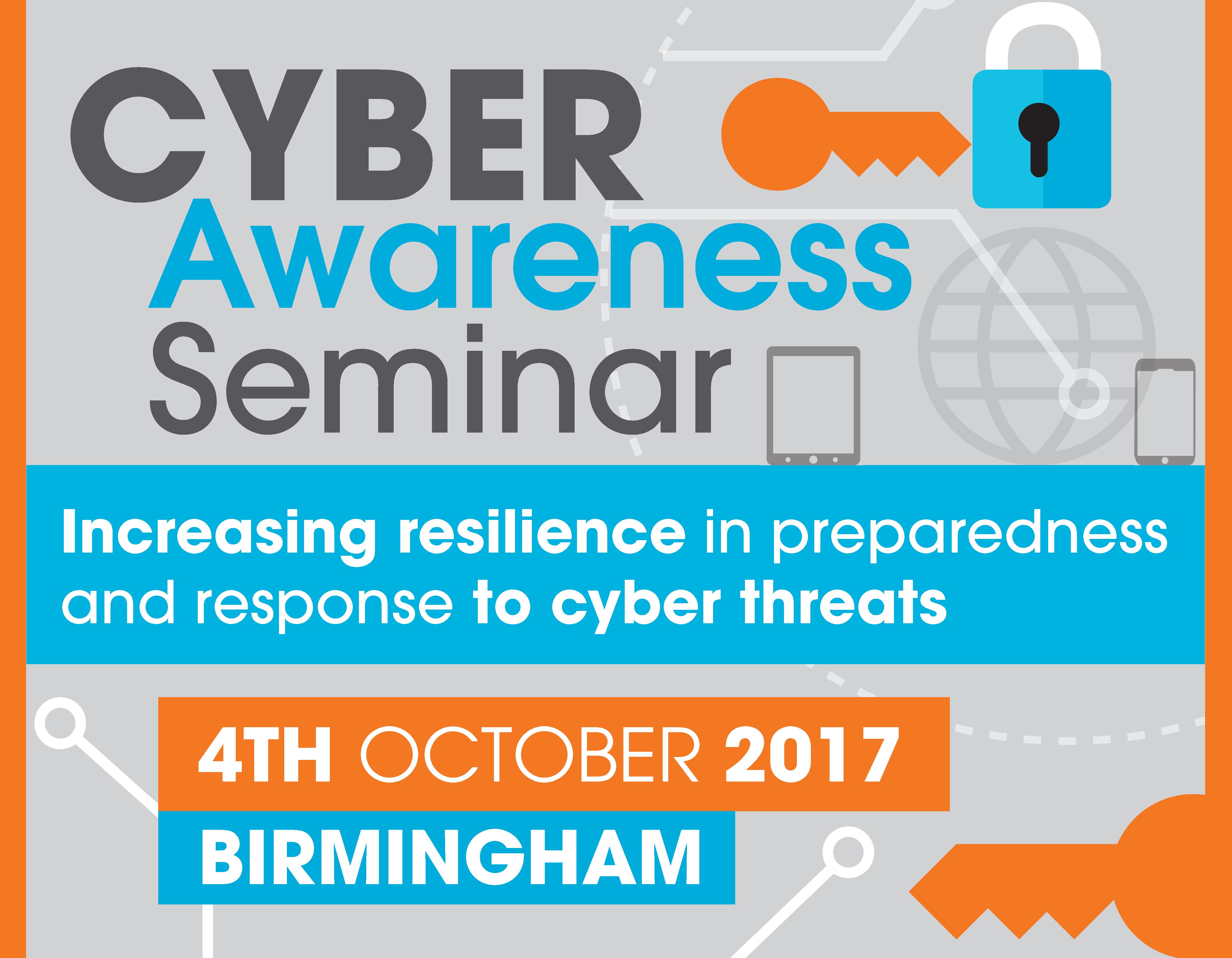 Cyber Awareness Seminar