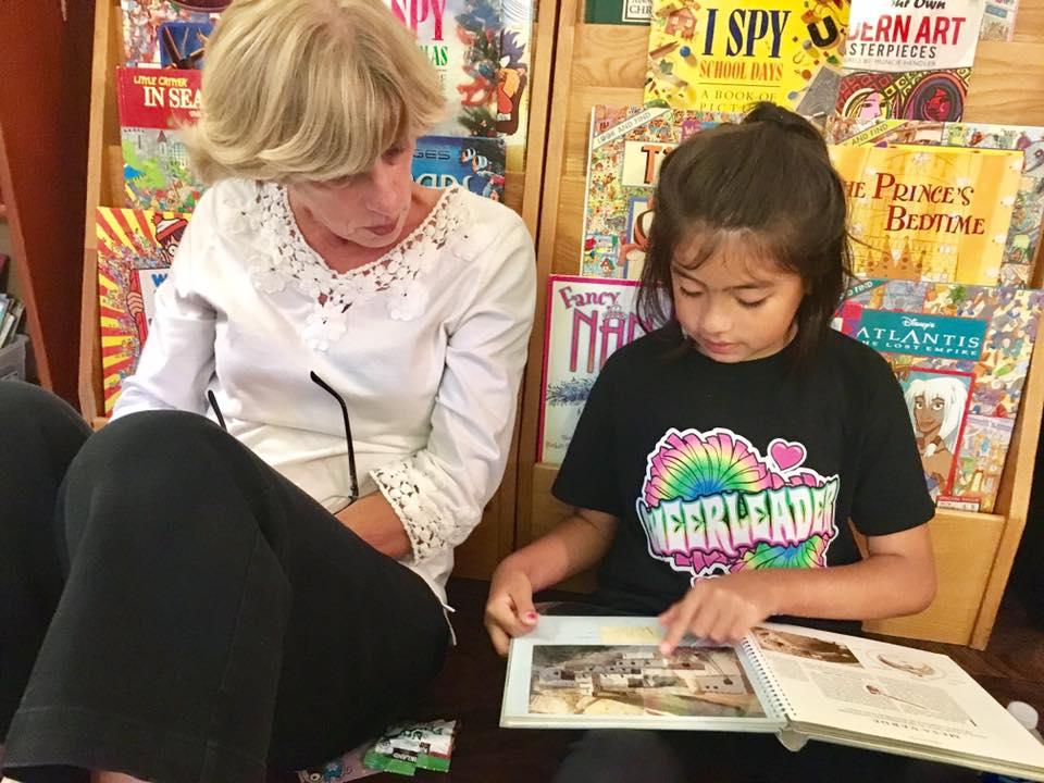 Volunteer Readers