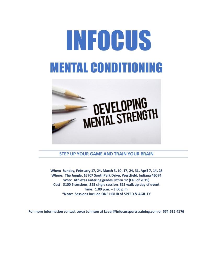 InFocus - Mental Conditioning