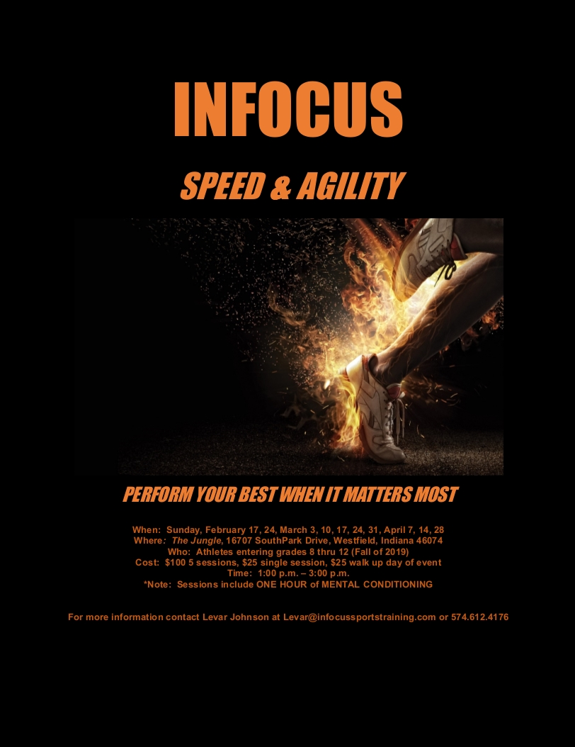 InFocus - Speed & Agility