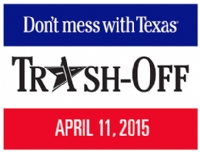 Don't Mess with Texas Trash Off