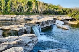 McKinny Falls Waterfall