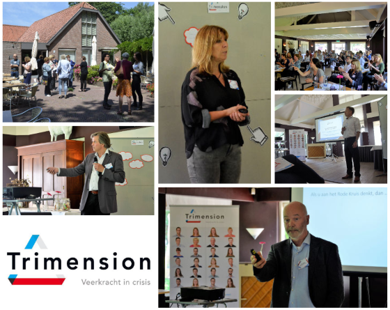 Sfeerimpressie Crisisexpertsessie Trimension 2018