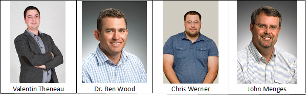 Young Grower winter speakers