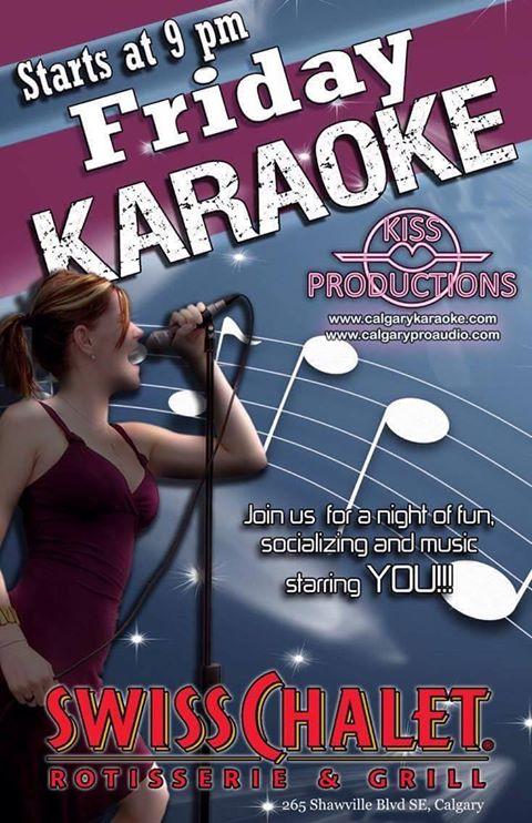 Kiss Production's Karaoke