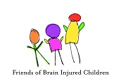 Friends of Brain Injured Children logo