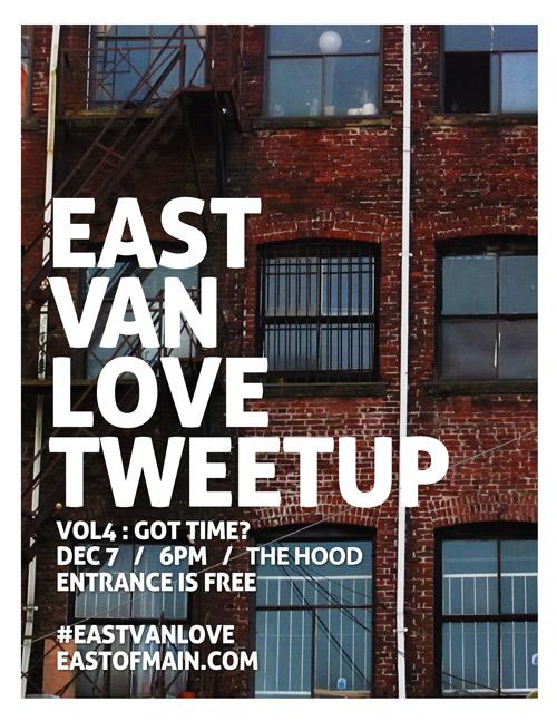 EastVanLove tweetup vol4