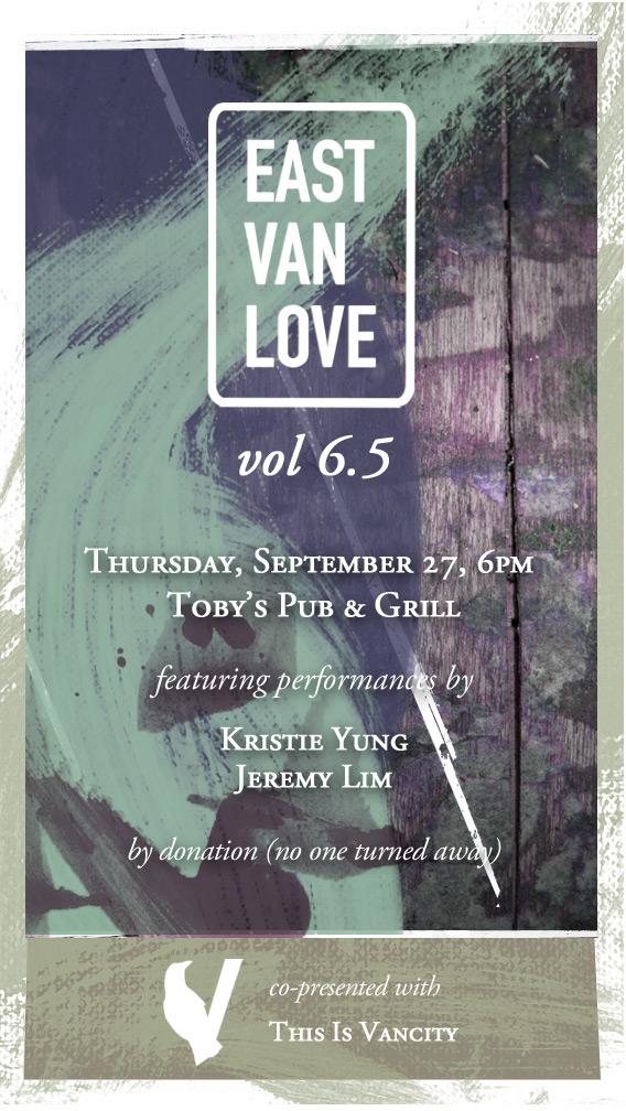 EastVanLove vol. 6.5
