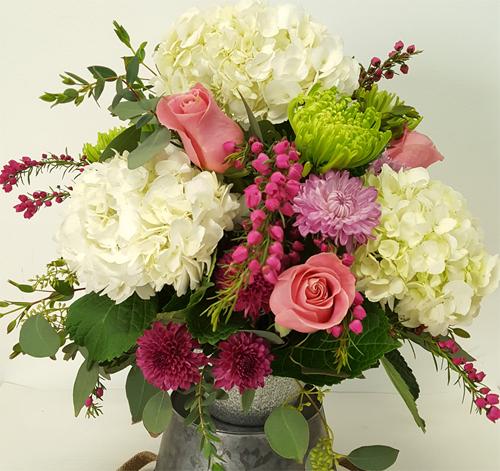 Flower Design Arrangement