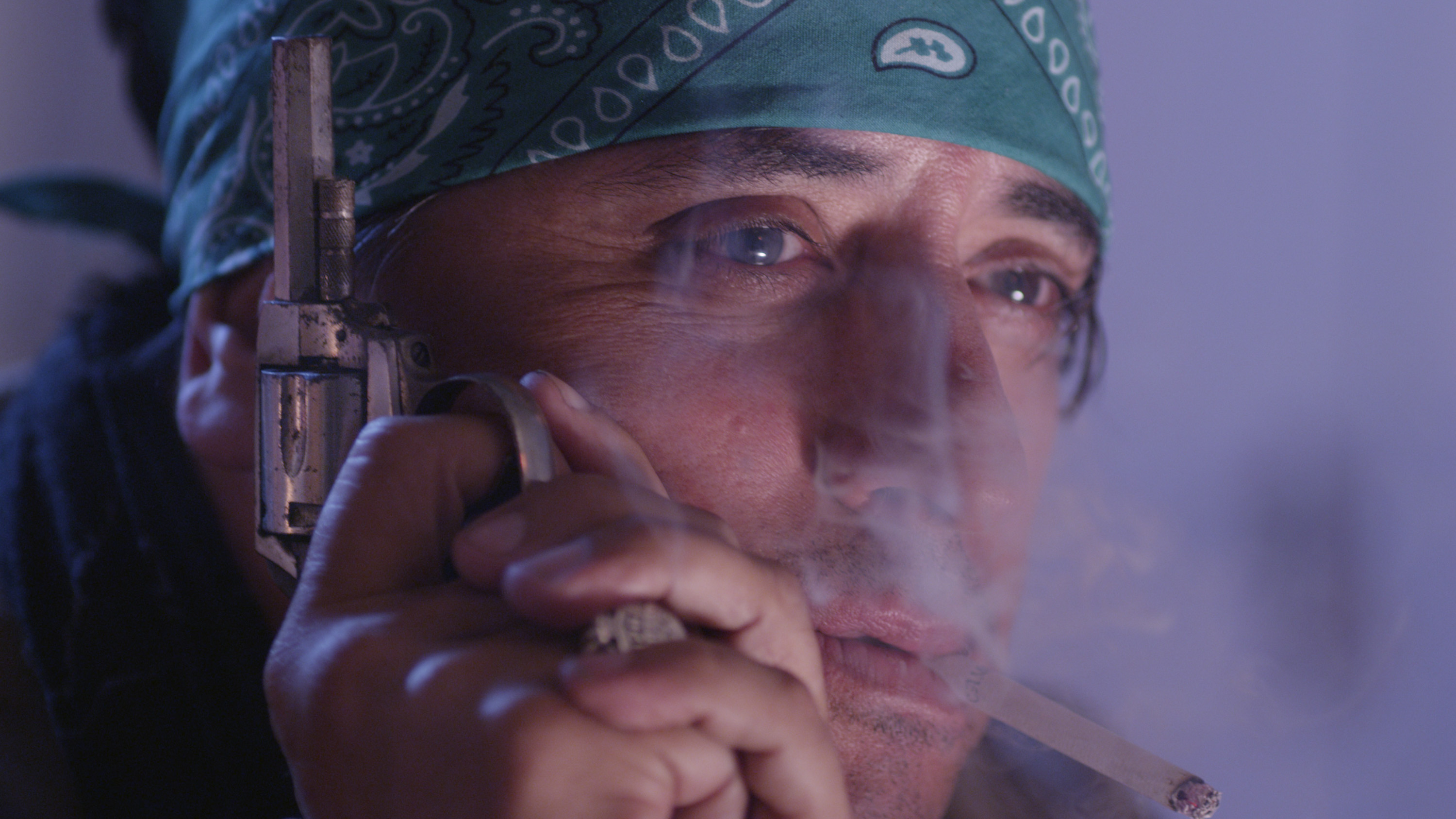 Richard Montoya as Roberto Morales in The Other Barrio.