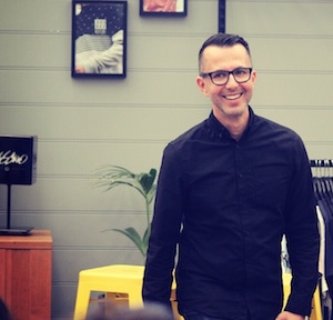 Nikos Psaltopoulos, Head of Sales and Innovation at Brand Collective