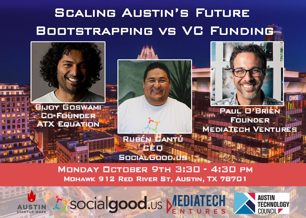 how to scale Austin Startup Tech Community