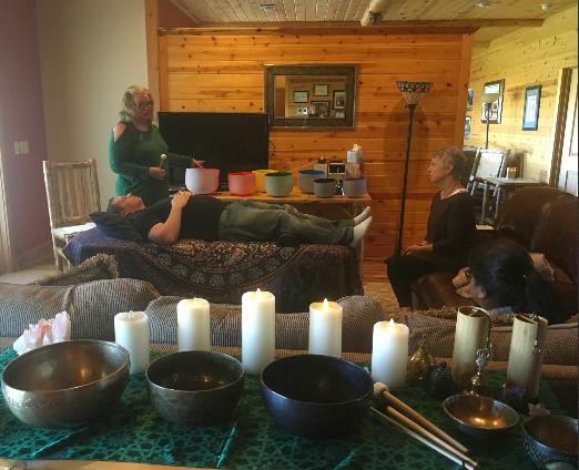 Sound Healing event in Idaho