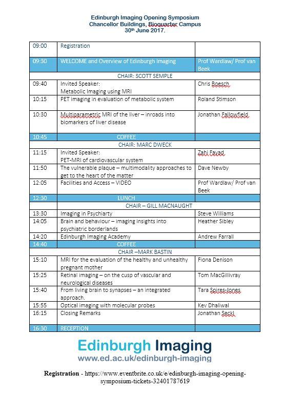 Full Programme
