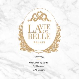The WedLuxe Show La Vie Est Belle