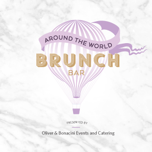 The WedLuxe Show Brunch Bar