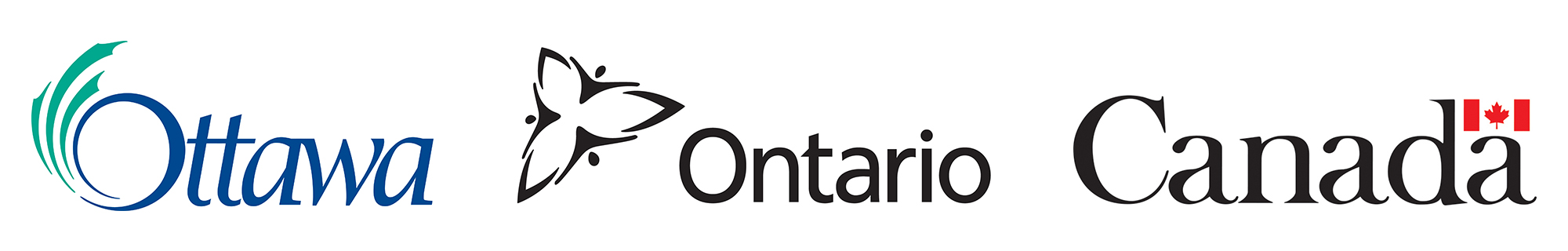 City of Ottawa, Government of Ontario, Government of Canada